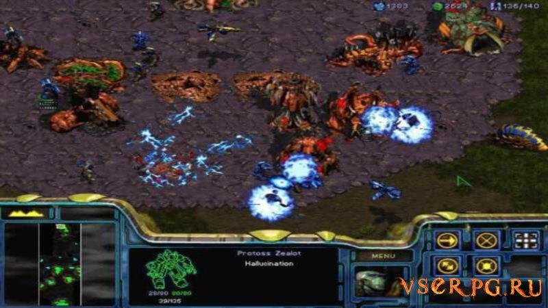 StarCraft 1 screen 2