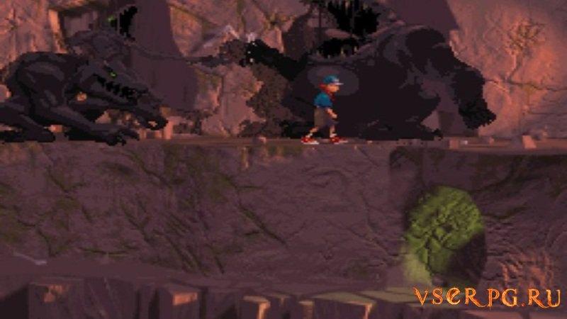 Heart of Darkness screen 3