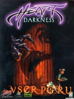 Постер Heart of Darkness