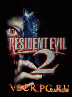 Постер игры Resident Evil 2