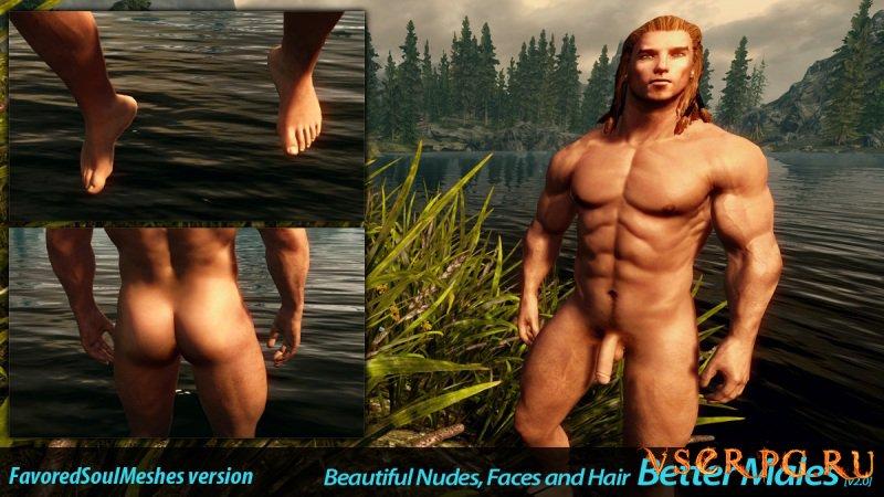 Обливион плагины секс голые