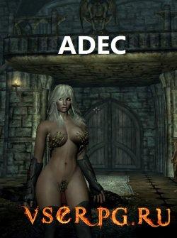 Постер игры Тела ADEC