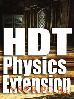 Постер HDT Physics Extensions