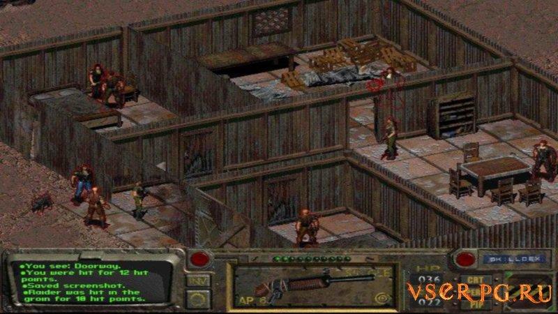 Fallout 1 screen 2