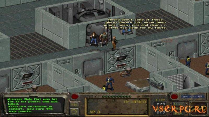 Fallout 1 screen 3