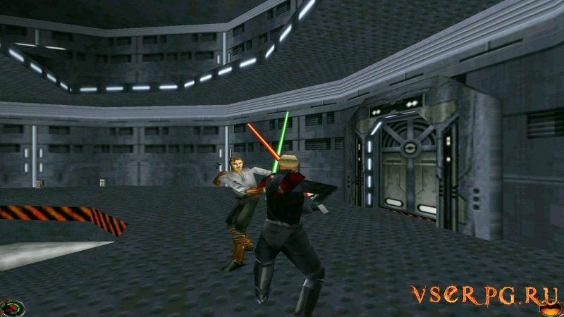 Star Wars: Jedi Knight Dark Forces II screen 3