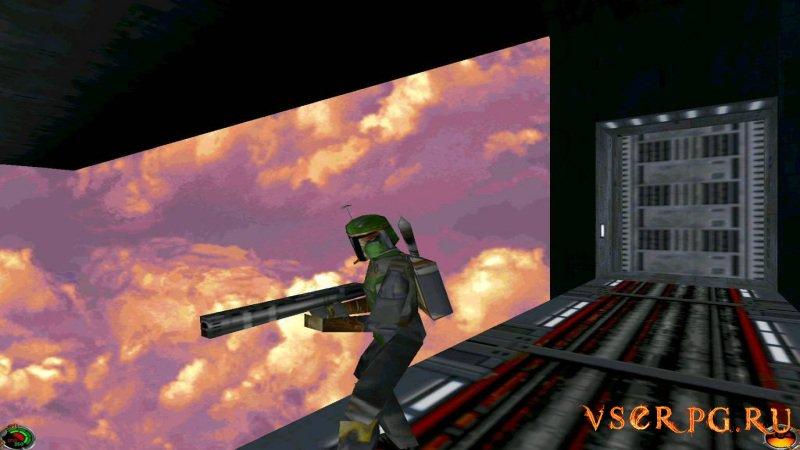 Star Wars: Jedi Knight Dark Forces II screen 2