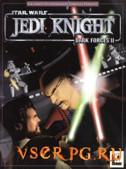 Постер Star Wars: Jedi Knight Dark Forces II