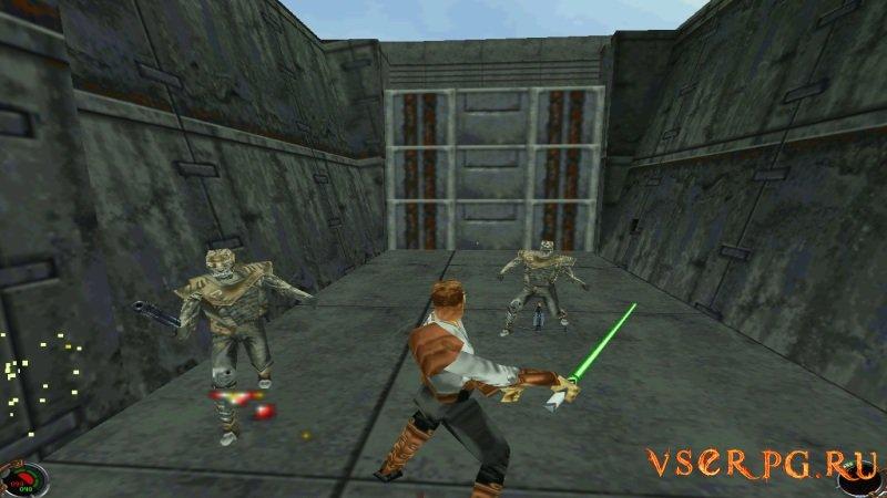 Star Wars: Jedi Knight Dark Forces II screen 1