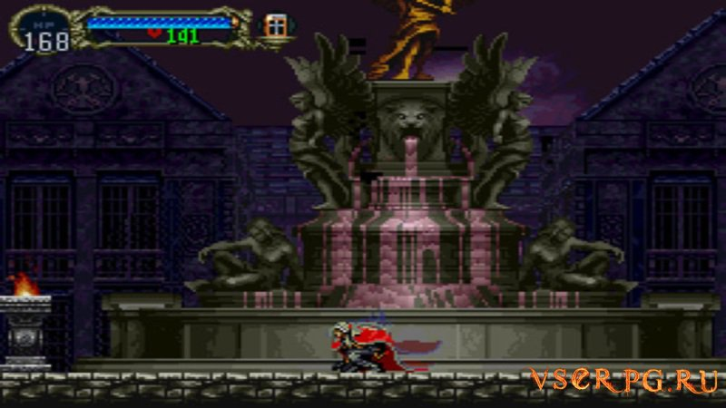 Castlevania Symphony of the Night screen 3