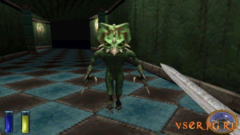 An Elder Scrolls Legend: Battlespire screen 3