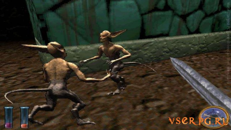An Elder Scrolls Legend: Battlespire screen 2