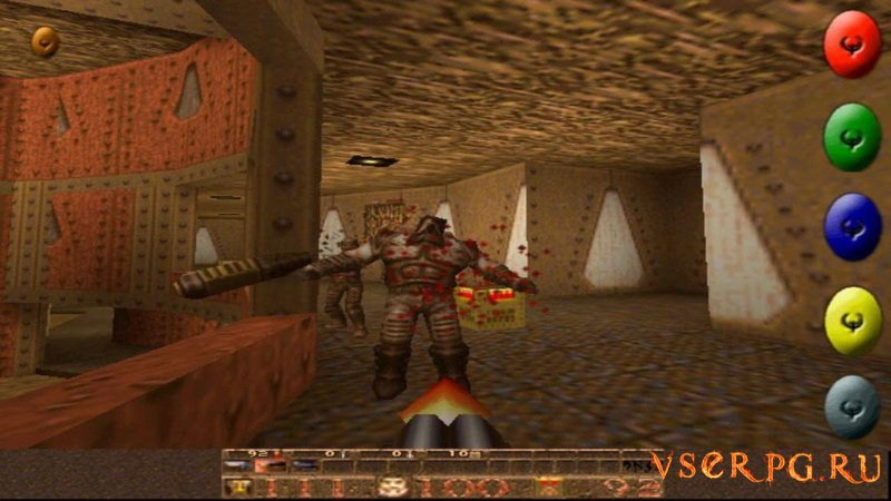 Quake screen 2