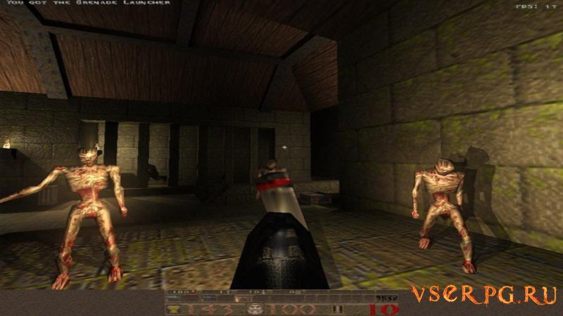 Quake screen 3