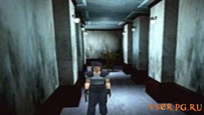 Resident Evil 1 screen 1