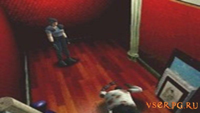 Resident Evil 1 screen 3