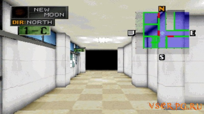 Persona screen 3