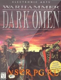 Постер игры Warhammer Dark Omen