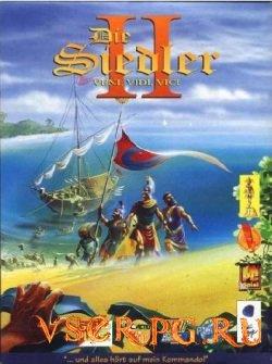 Постер игры The Settlers 2