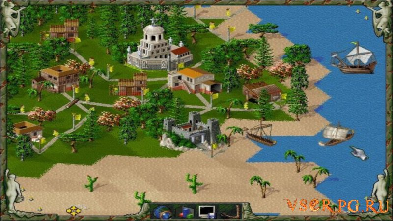 The Settlers 2 screen 2
