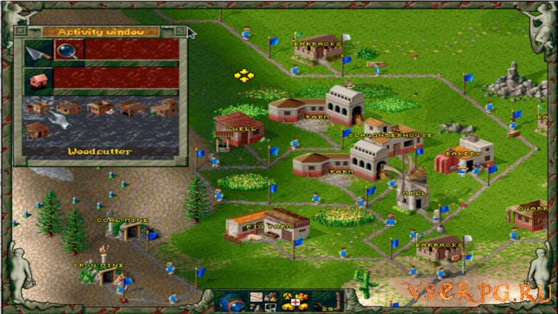 The Settlers 2 screen 3