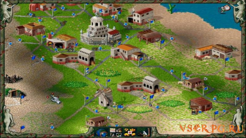 The Settlers 2 screen 1