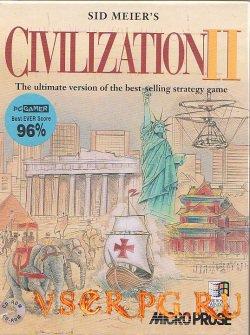 Постер игры Civilization 2