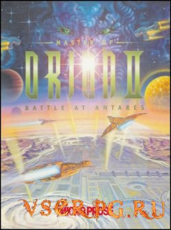 Постер игры Master of Orion 2