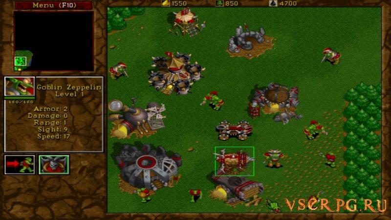 Warcraft 2 screen 2