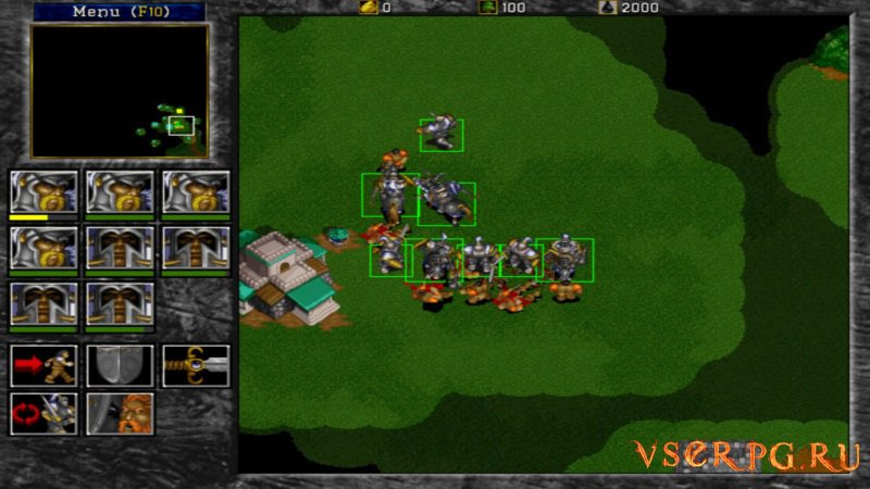 Warcraft 2 screen 3