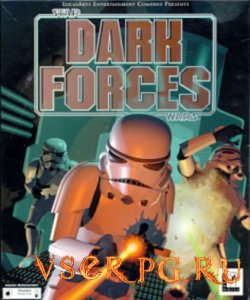 Постер Star Wars Dark Forces