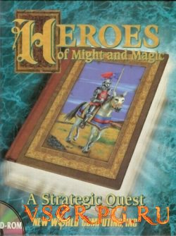 Постер игры Heroes of Might and Magic