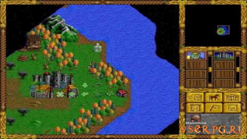 Heroes of Might and Magic screen 2