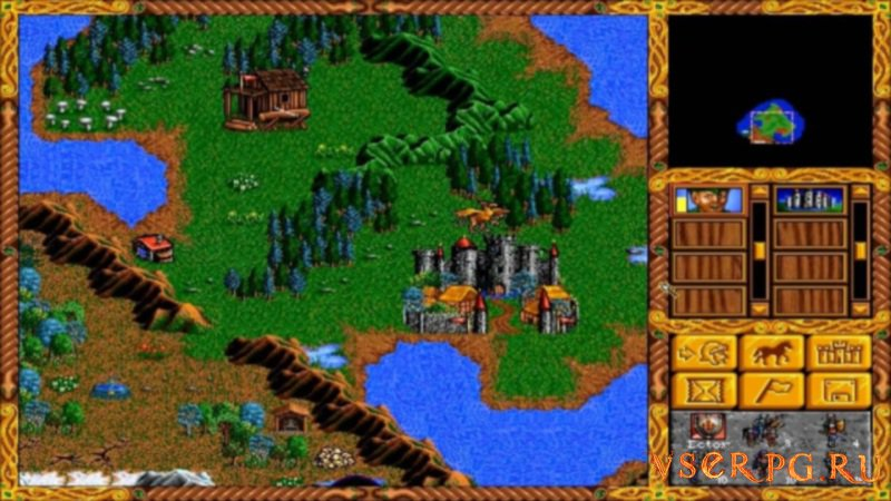 Heroes of Might and Magic screen 3