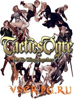 Постер игры Tactics Ogre