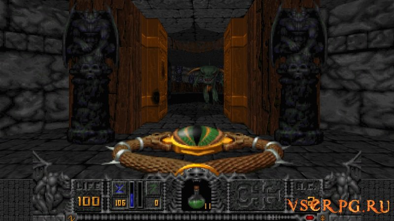 Hexen Beyond Heretic screen 3
