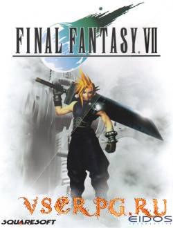 Постер игры Final Fantasy 7