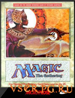 Постер игры Magic The Gathering