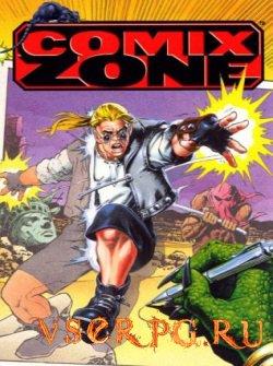 Постер игры Comix Zone