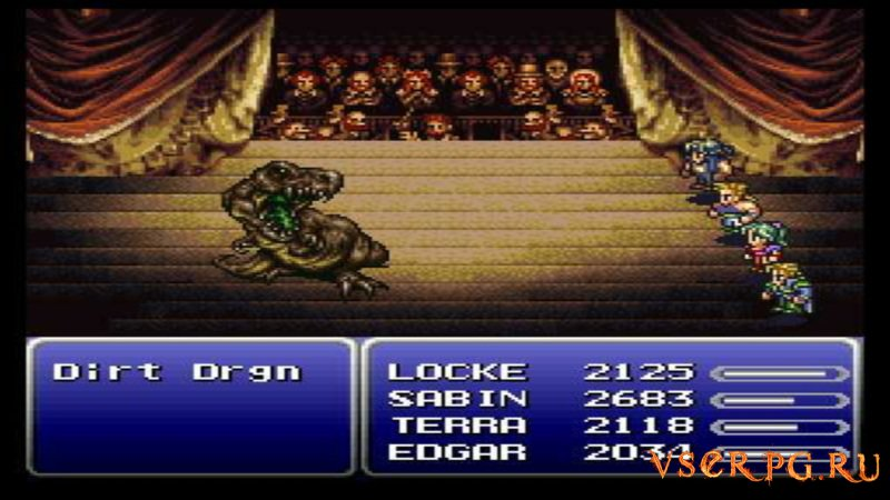 Final Fantasy 6 screen 2
