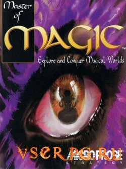 Постер игры Master of Magic