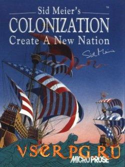 Постер игры Colonization