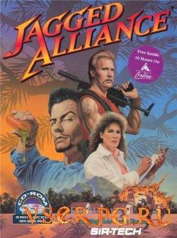 Постер игры Jagged Alliance