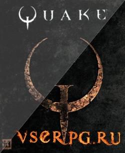 Постер игры Quake