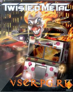 Постер игры Twisted Metal