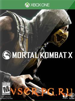 Постер игры Mortal Kombat X [Xbox One]