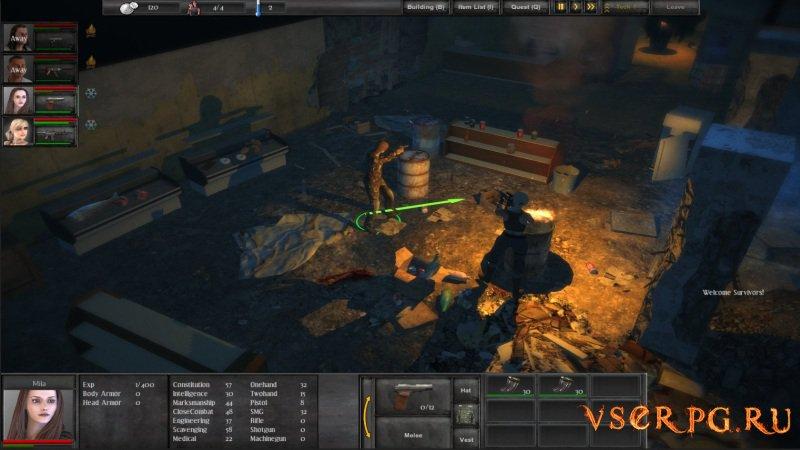 Forsaken Fortress Strategy screen 3