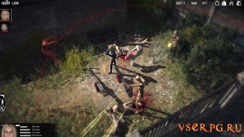 Forsaken Fortress Strategy screen 2