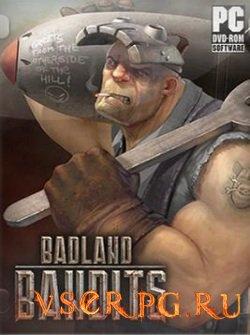 Постер игры Badland Bandits
