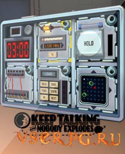 keep talking and no one explodes manual